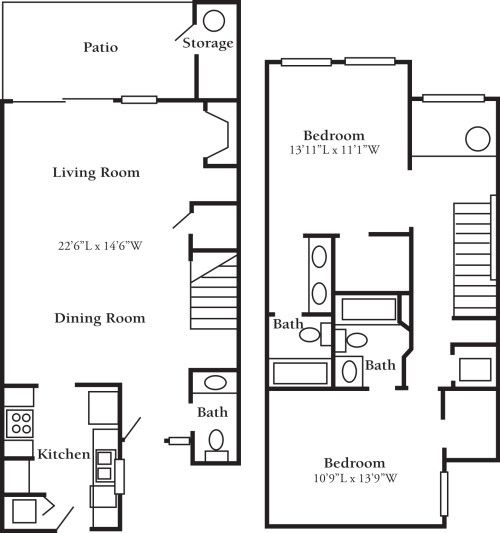 Elmwood (Townhome)
