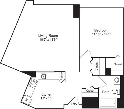 Gateway At Malden Center Apartments