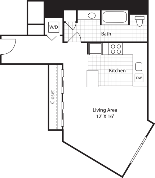 Equity Apartment: Olympus Apartments In Belltown