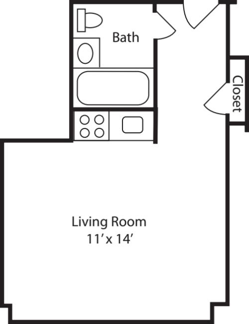 Plan F- 6th Floor