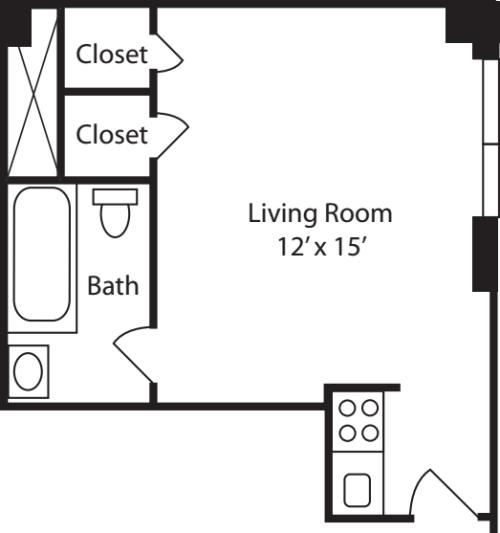 Plan A- 11th floor
