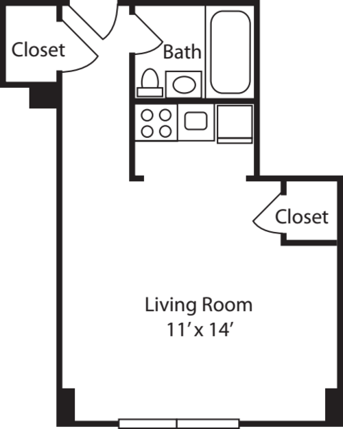 Plan C- 12th Floor