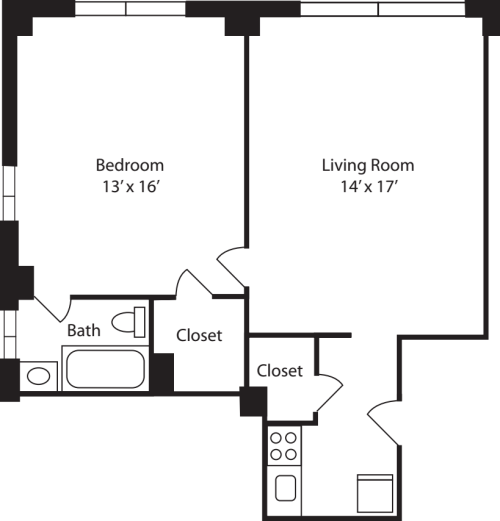 Plan G- 12th Floor