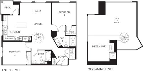 B5M with Mezzanine