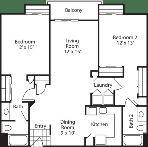Newport Ridge Apartments: Del Mar Ridge Apartments