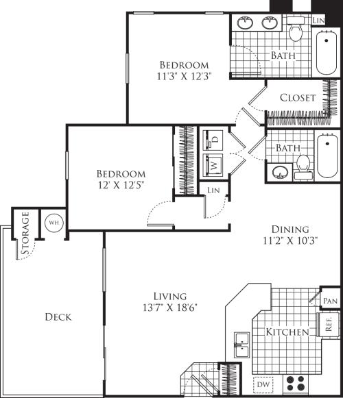 Equity Apartment: 955 N Duesenberg Drive