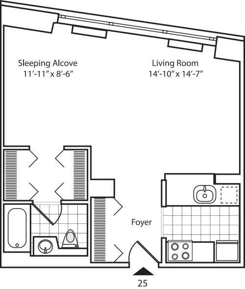 Residence 25
