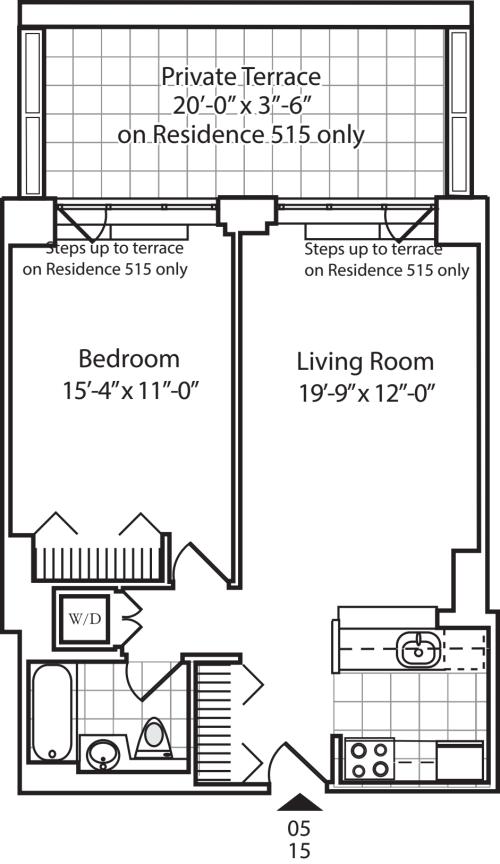 Residence 15 Floor 05
