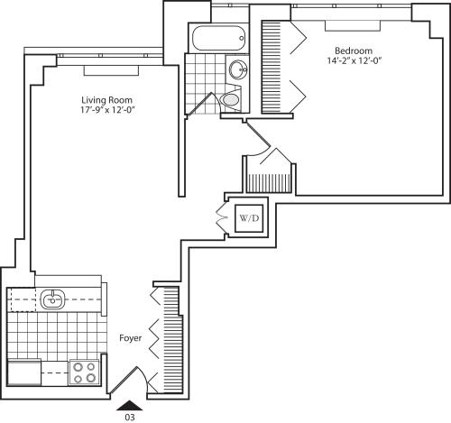 Residence 03 Floors 16-20