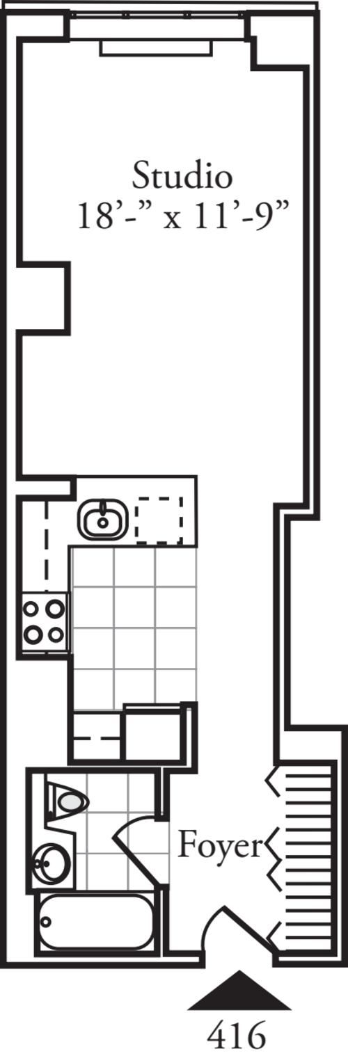 Residence 416