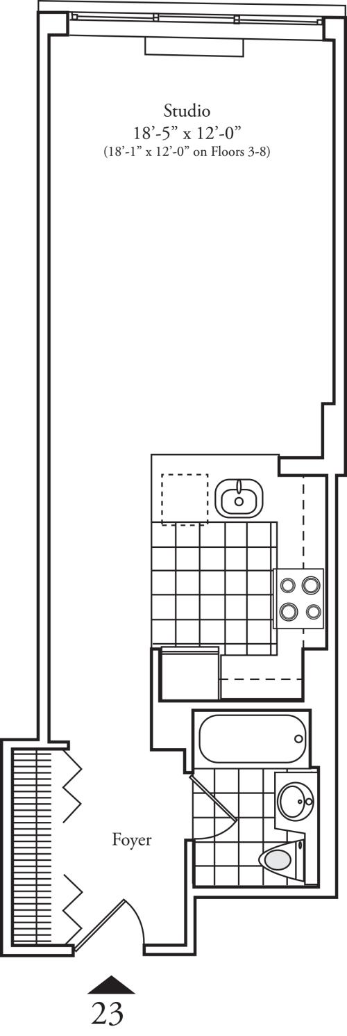 Residence 23