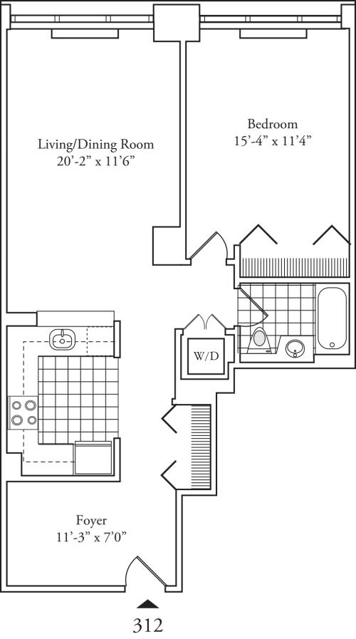 Residence 312