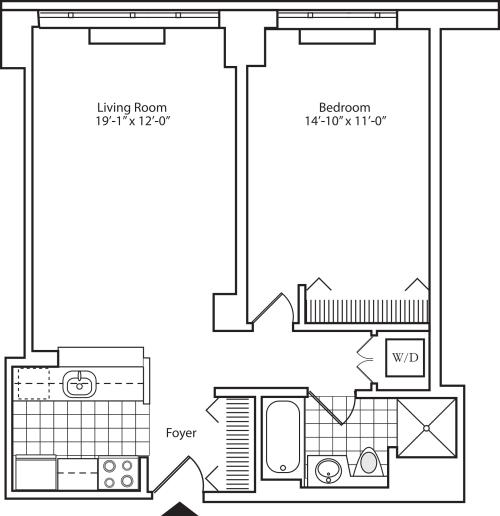 Residence 09 Floors 17-20