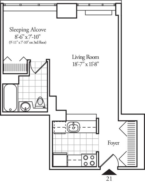 Residence 21