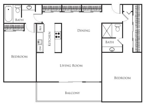2 Bedroom D