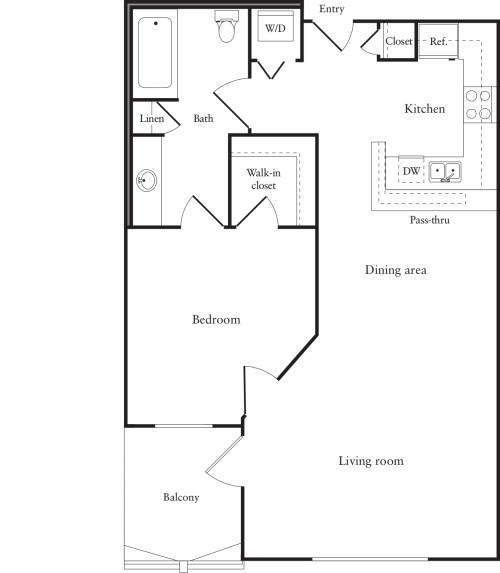 Archstone Apartments: Archstone Fremont Center Apartments