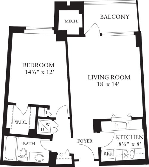 Water park towers apartments in crystal city arlington for 6167 motors crystal city mo