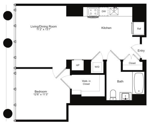 One Bedroom I 13