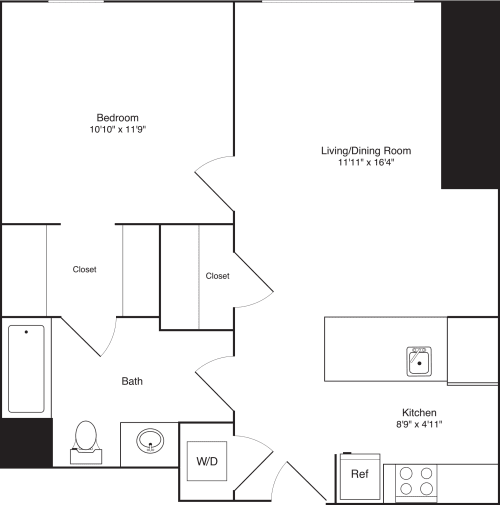 1 Bedroom L_120