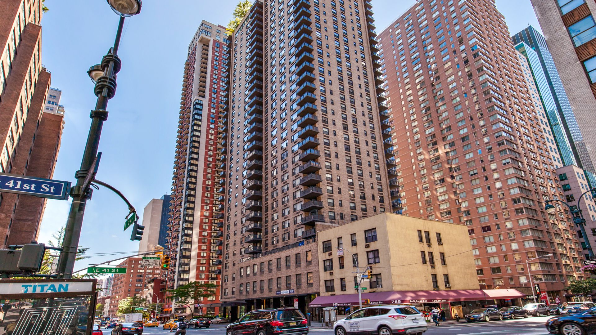 Murray Hill Tower Apartments in Murray Hill 245 E 40th St