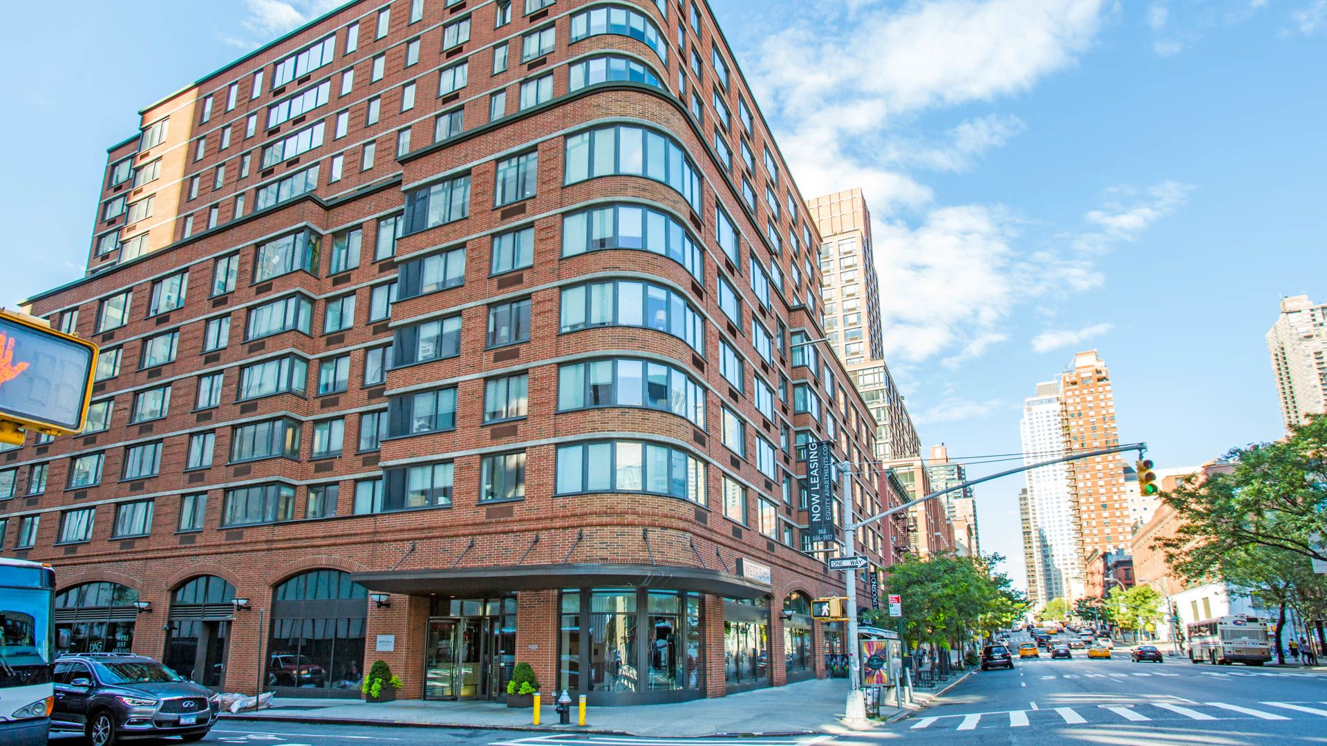 West 54th Apartments in Midtown 505 West 54th Street