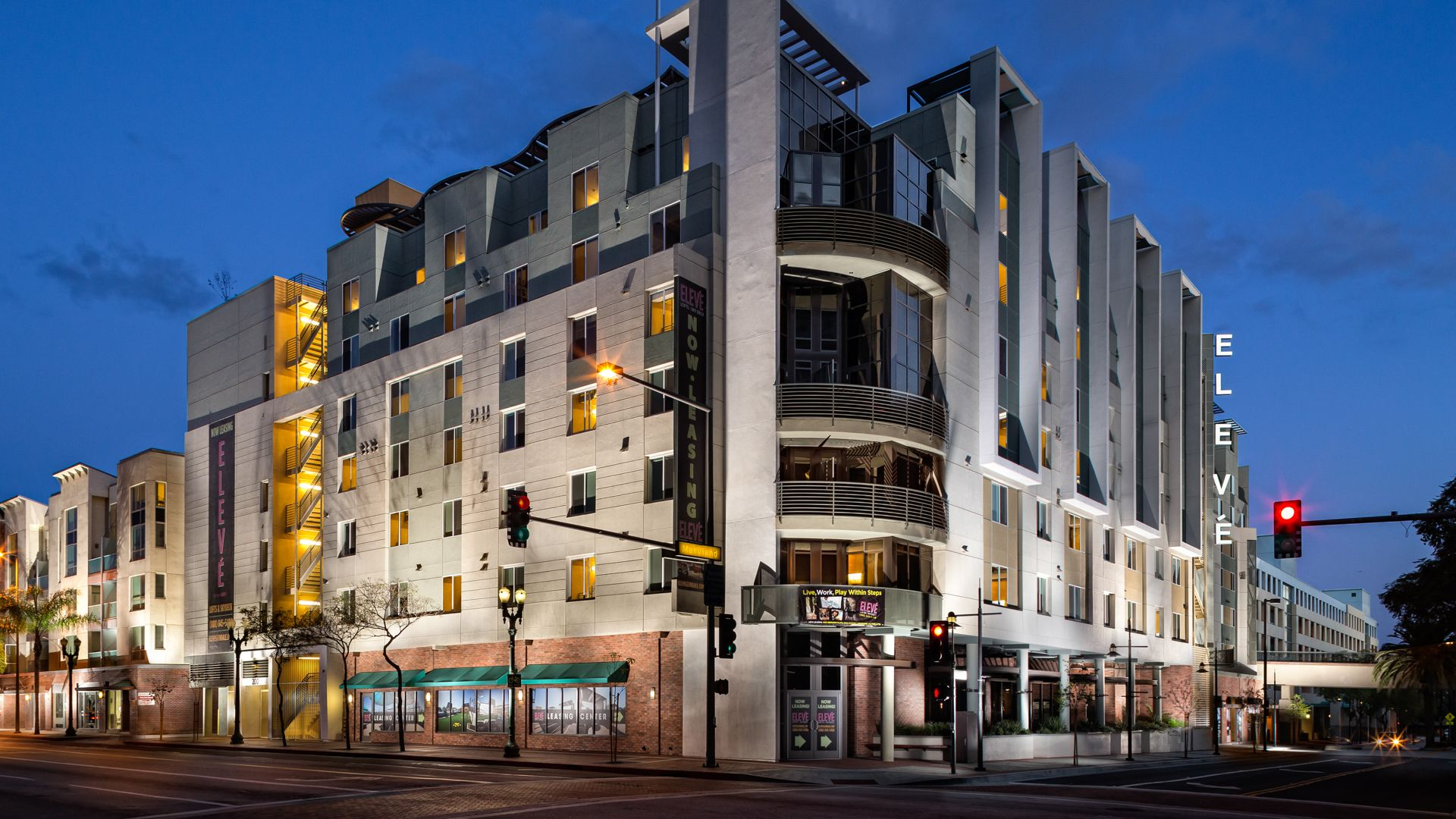 Eleve Lofts and Skydeck Apartments - Glendale, CA - 200 ...