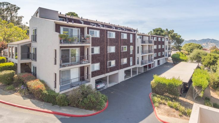 Summit at Sausalito Apartments - Exterior