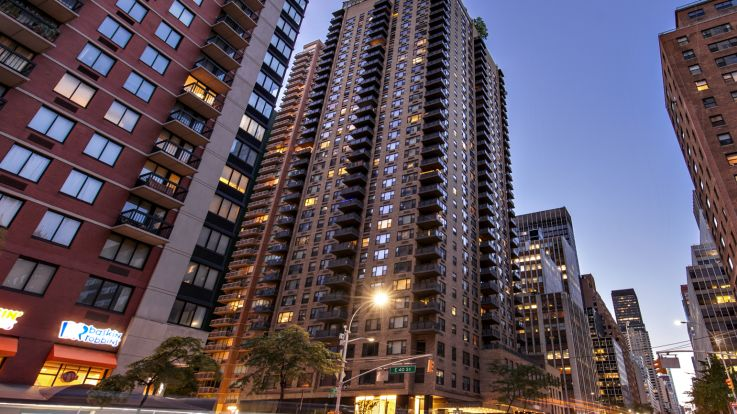 new york city apartments - over 30 apartment buildings in nyc