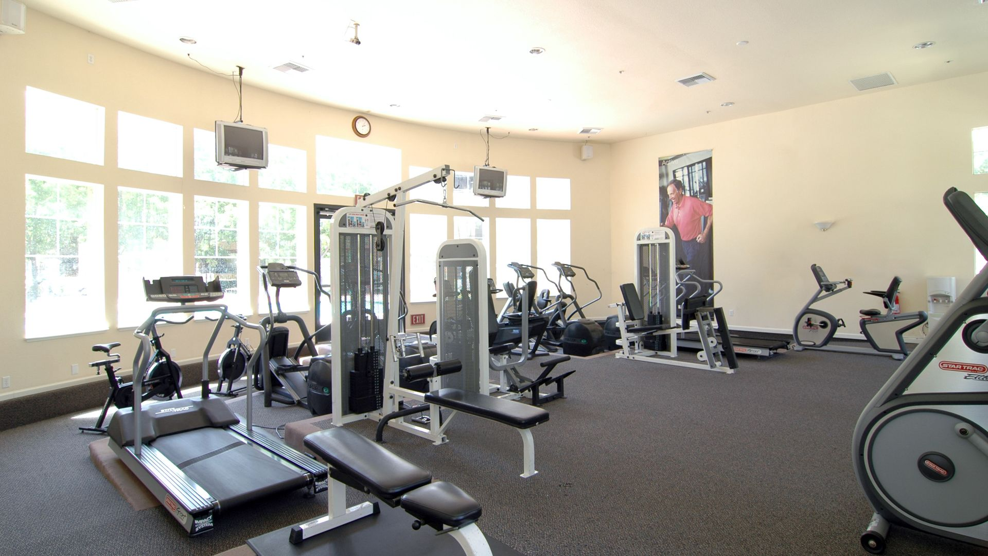 Alborada Apartments - Fitness Center