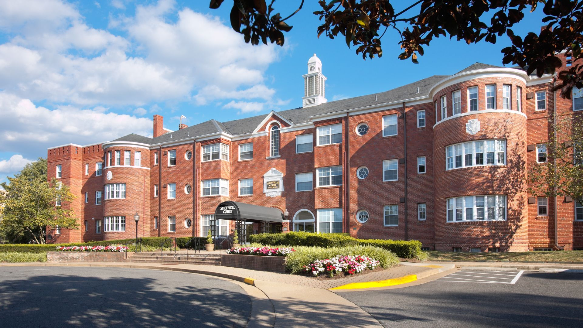 Sheffield Court Apartments in Courthouse, Arlington - 701 ...