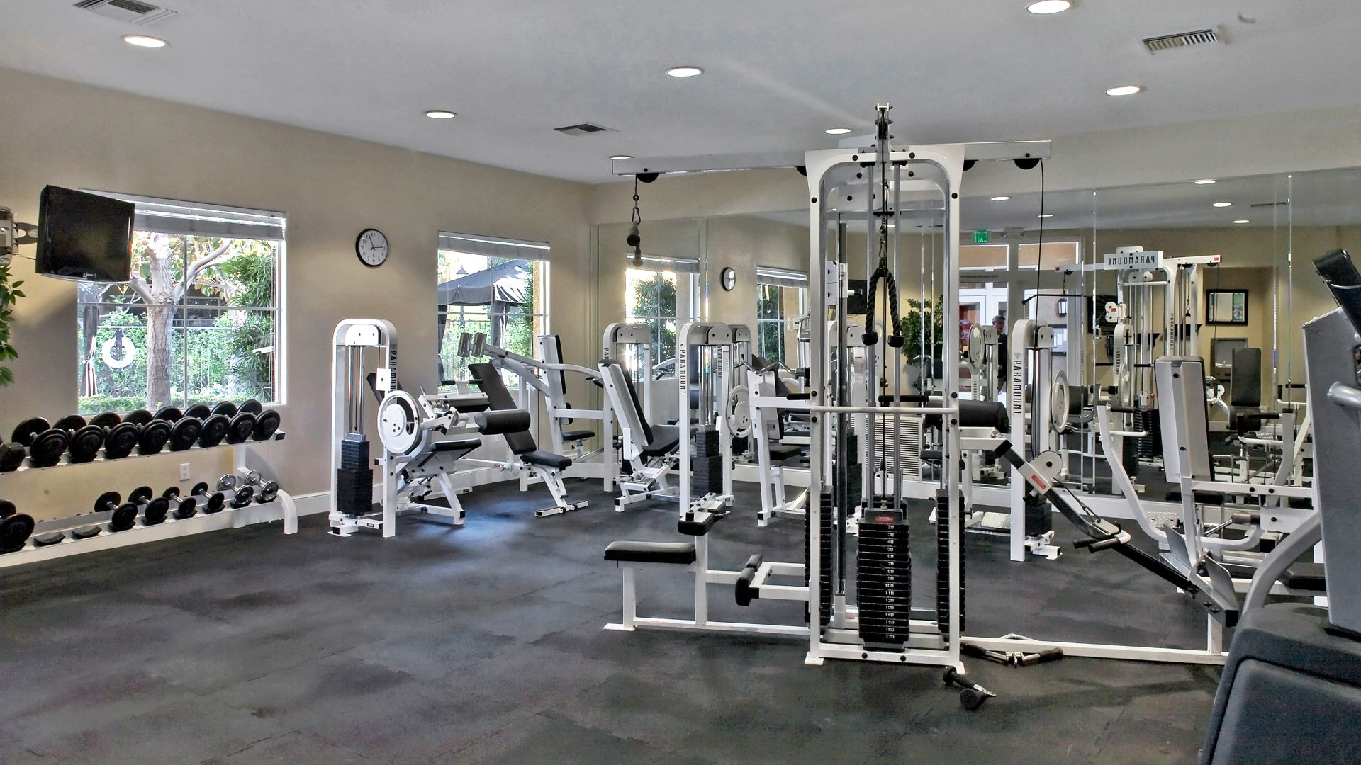 Skycrest Apartments - Fitness Center