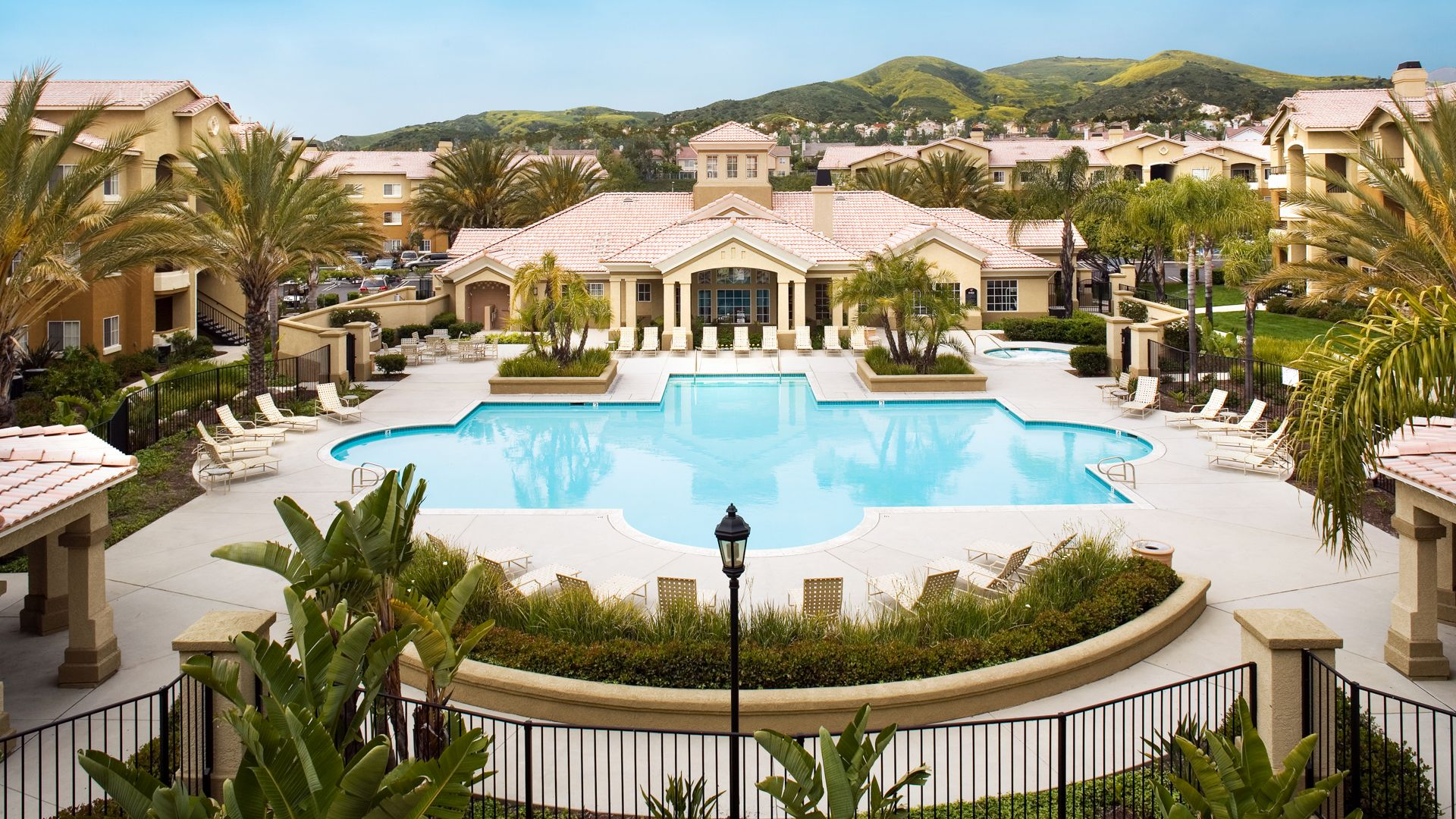 Sonterra at Foothill Ranch Apartments - Swimming Pool