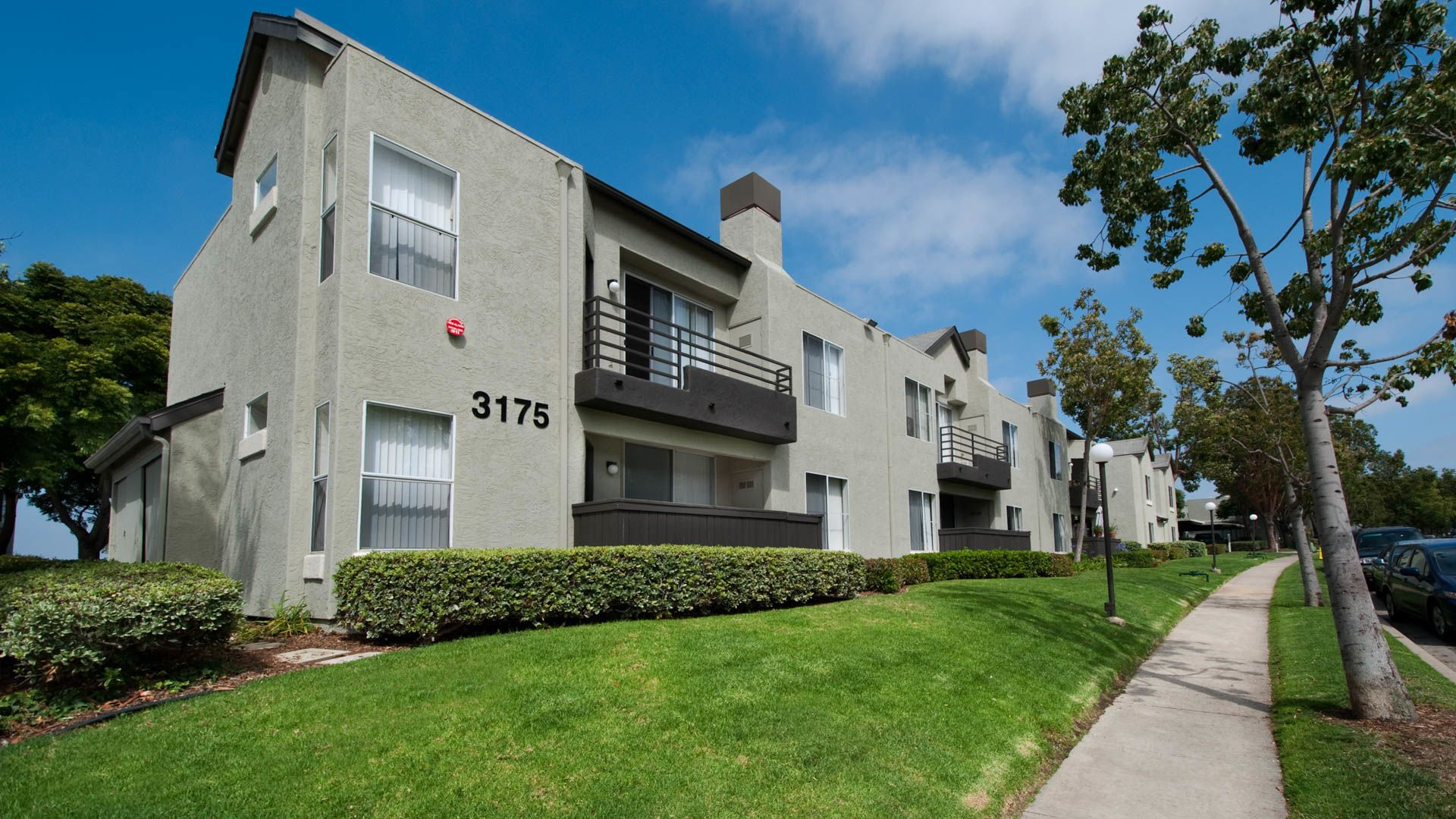 Canyon Ridge Apartments Clairemont Mesa West 3187 Cowley Way EquityApar