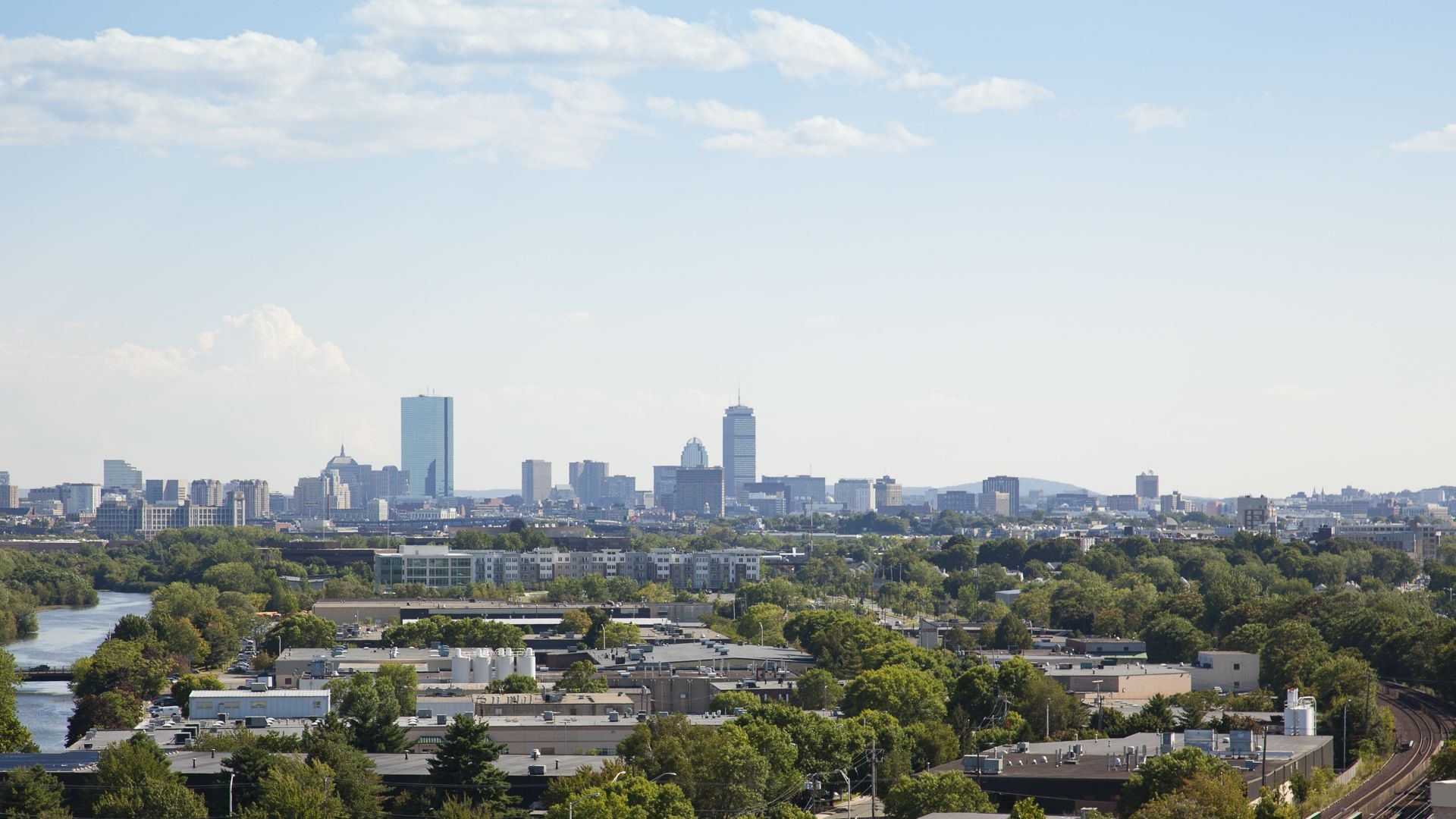 Gateway at Malden Center Apartments - View