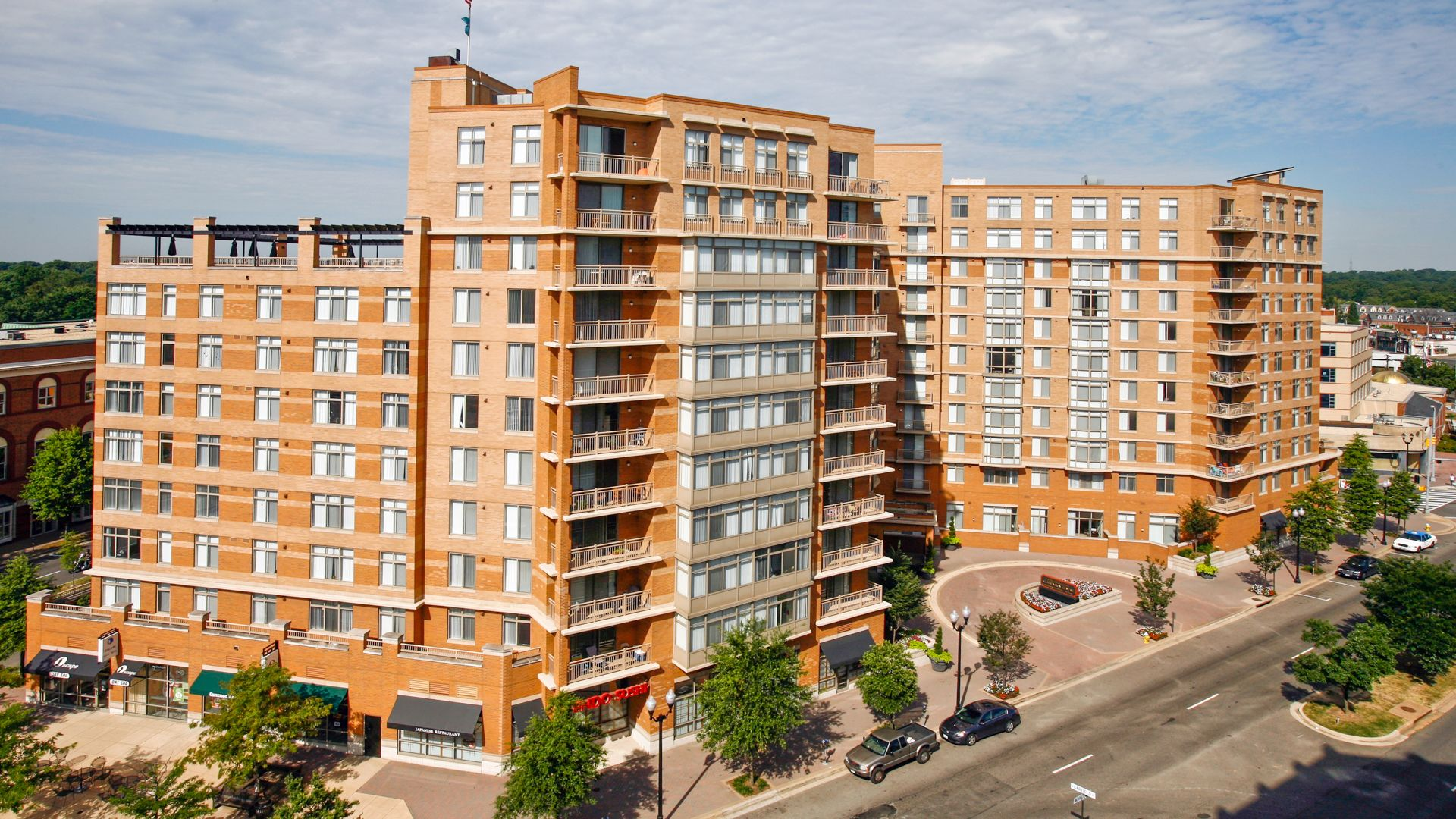 liberty tower apartments in ballston arlington 818 n quincy clarendon