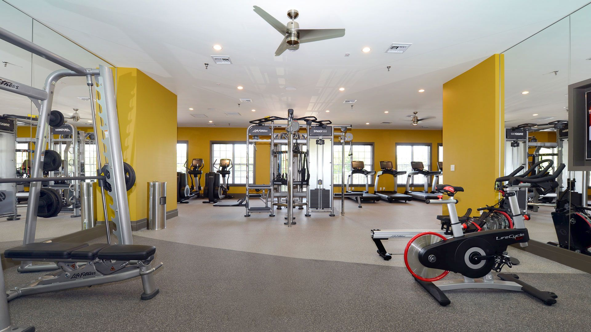 Reserve at Potomac Yard Apartments Fitness Center