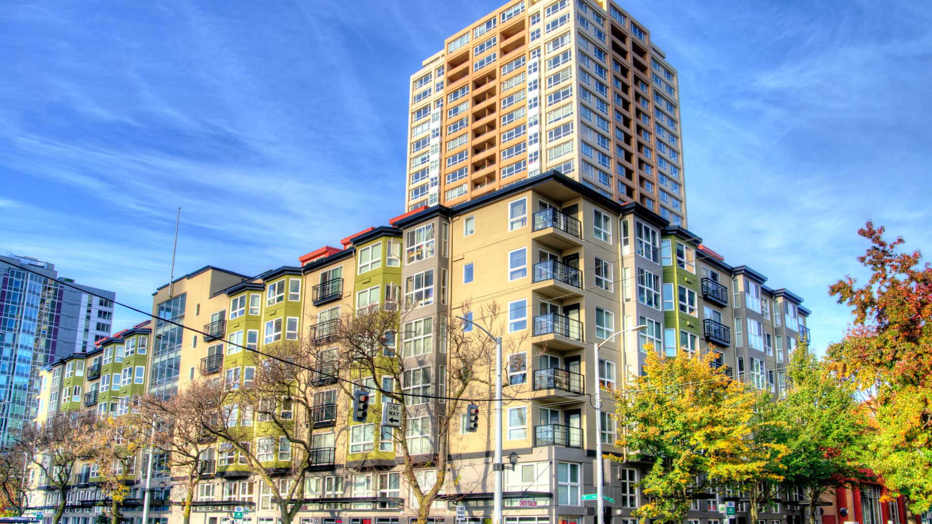 Downtown Seattle Apartments seattle apartments - over 30 apartment communities in the seattle