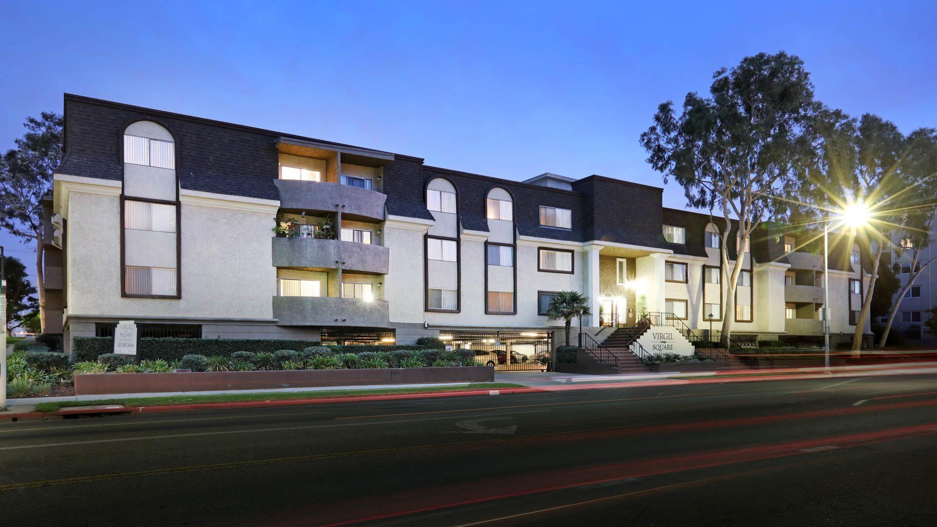 Virgil Square Apartments - Exterior