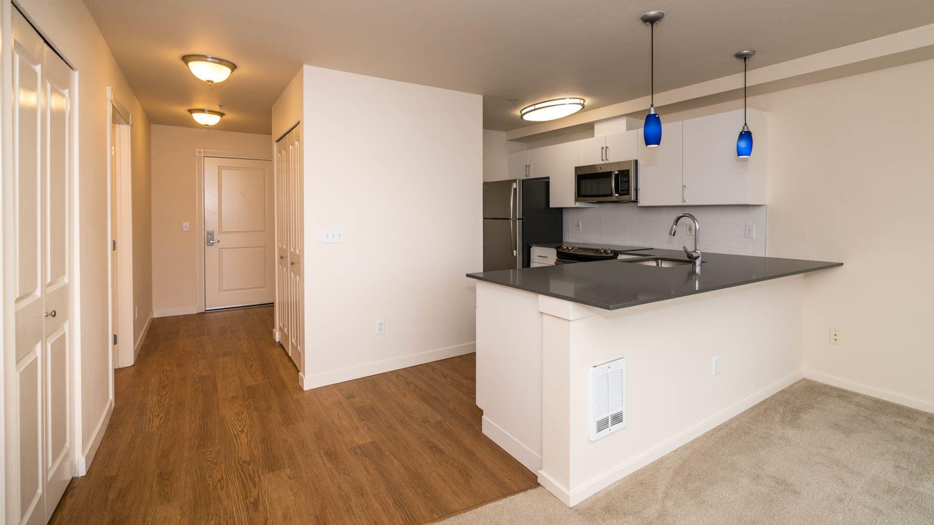 Metro on First Apartments - Kitchen