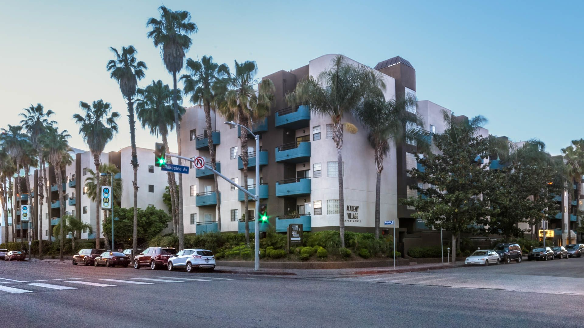 Academy Village Apartments North Hollywood