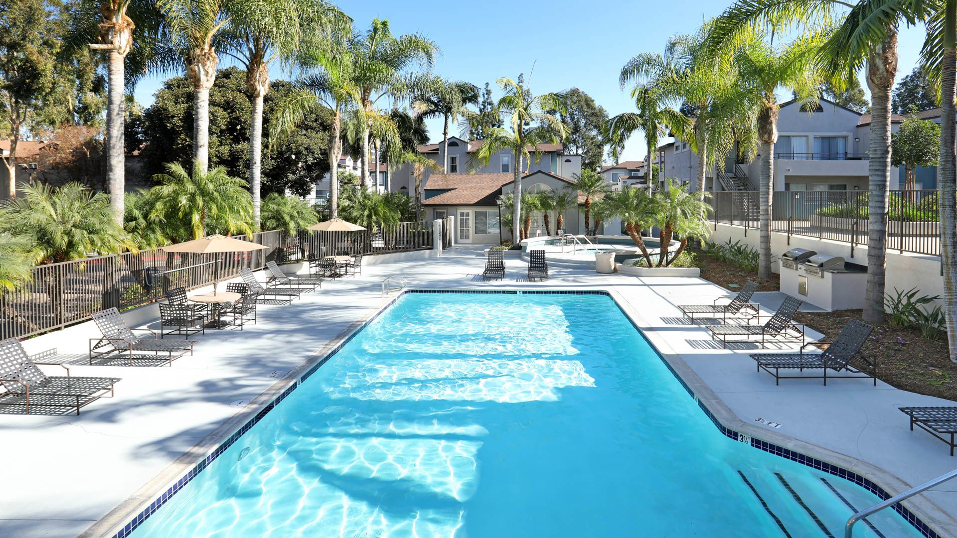 Avanti Apartments - Swimming Pool