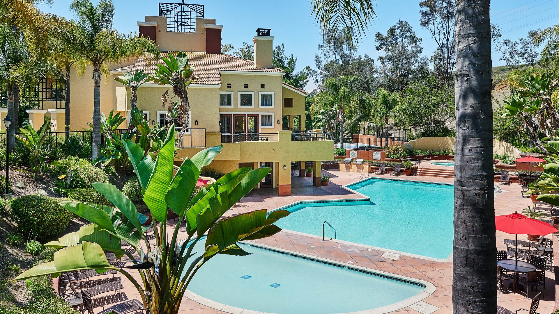 Deerwood apartments rancho bernardo 15640 bernardo - Clairemont swimming pool san diego ca ...