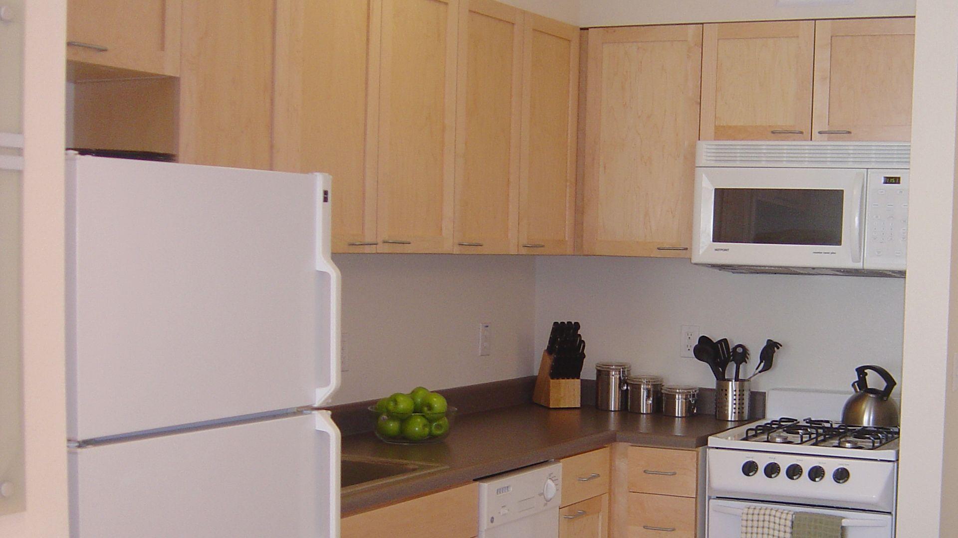 Touriel Apartments Kitchen