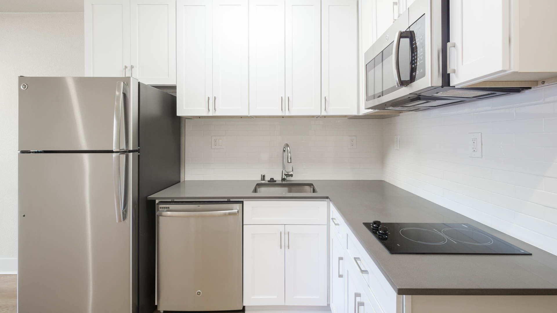 La Terrazza Apartments - Kitchen
