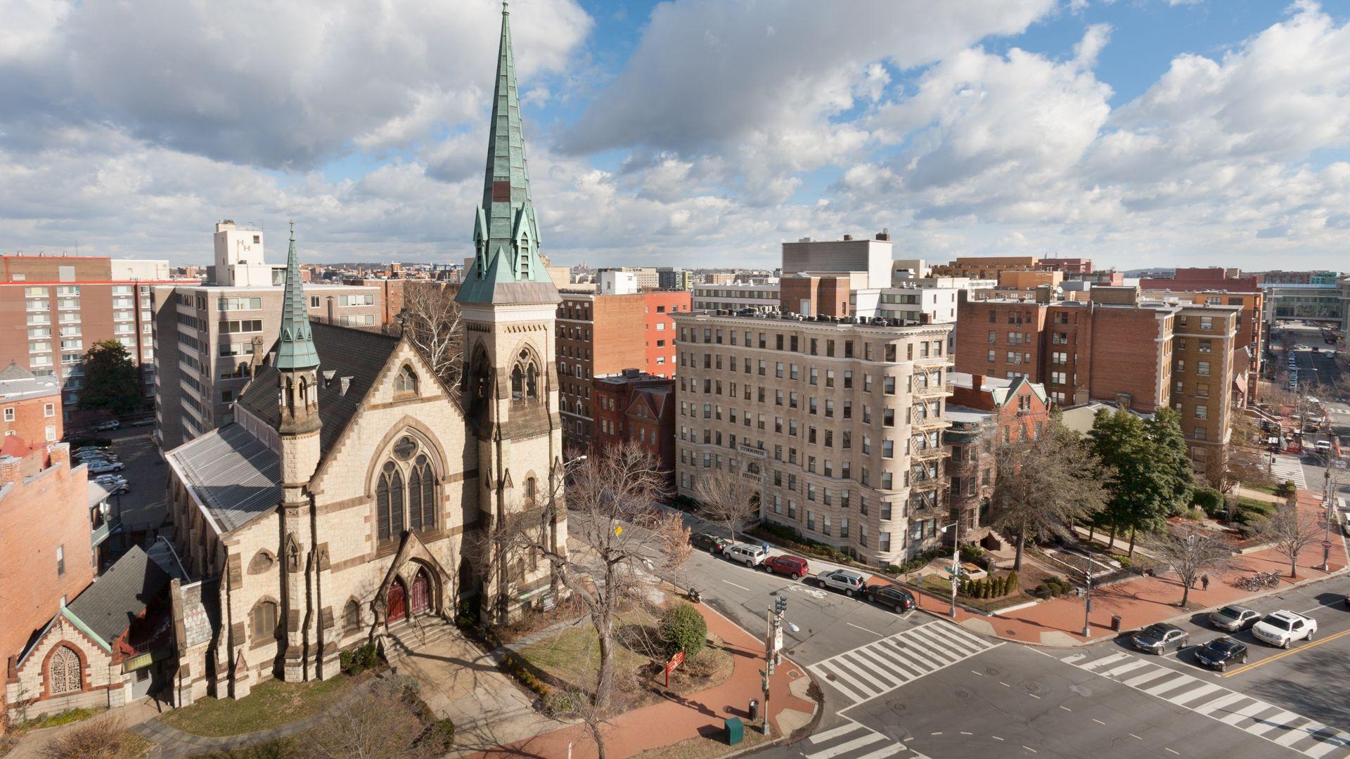 1210 Mass Apartments- Views