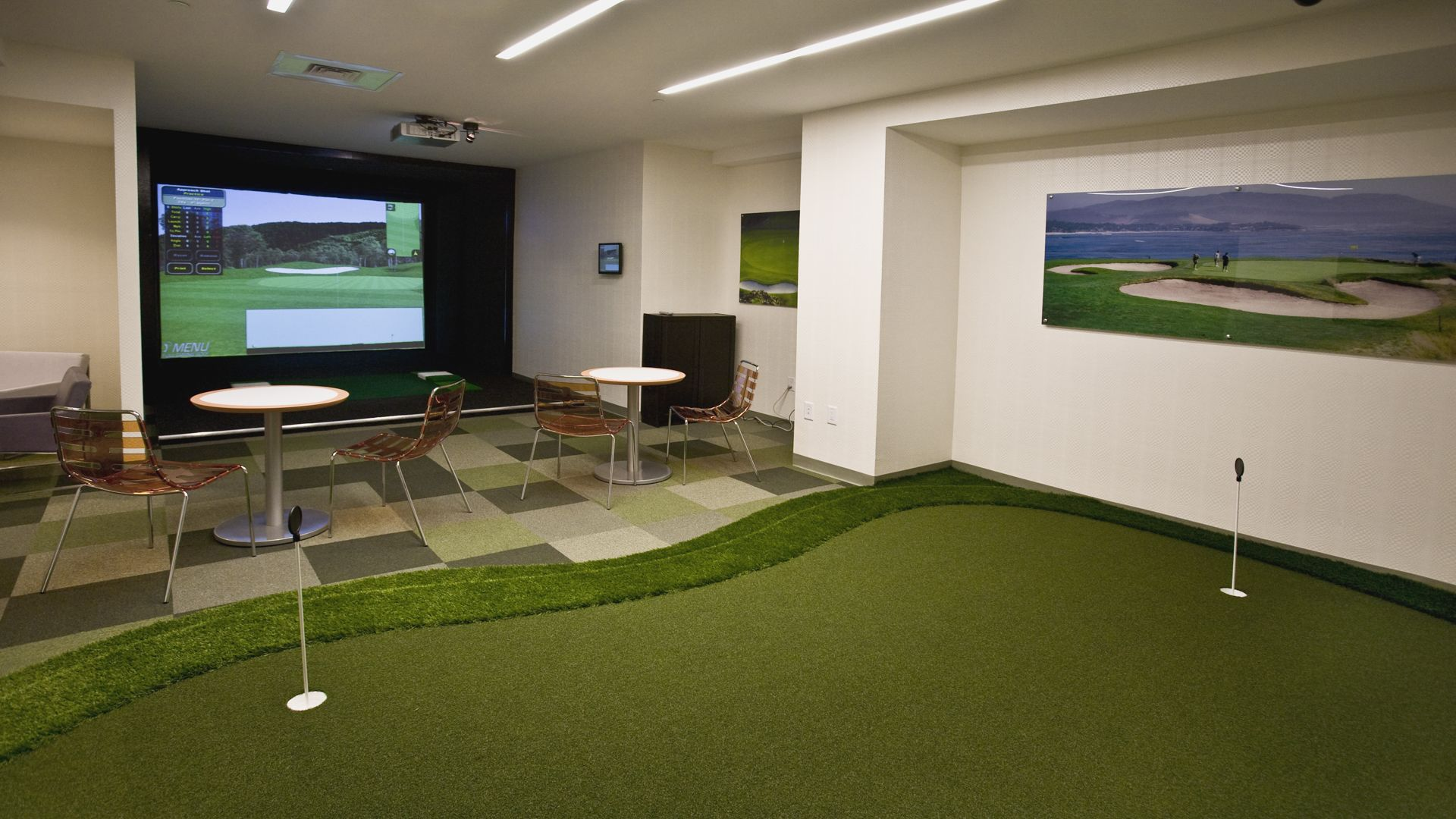 70 Greene Apartments - Recreation Room