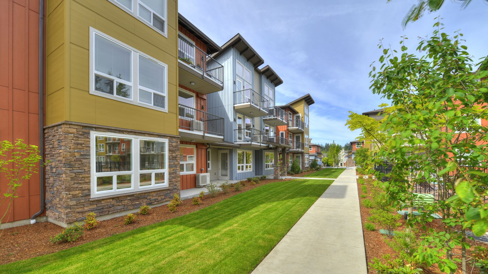 The Reserve at Town Center Apartments - Exterior