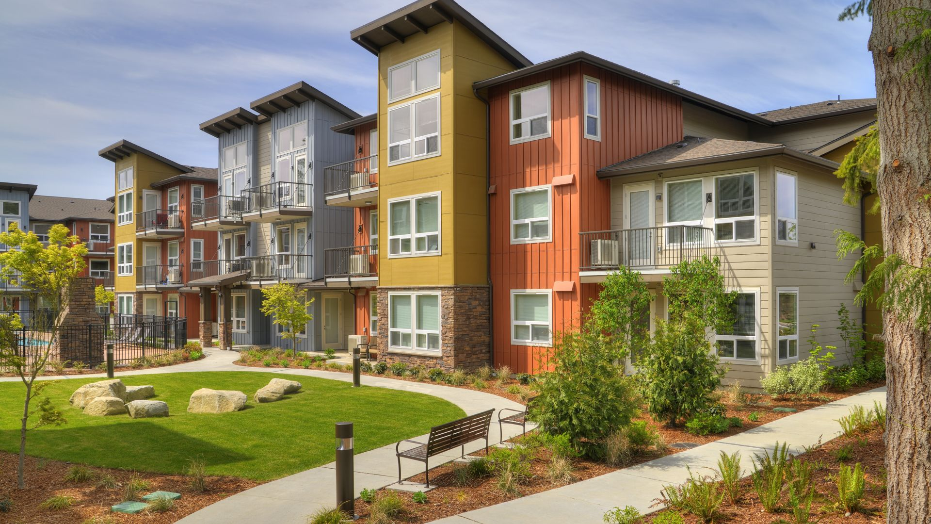 The Reserve At Town Center Apartments In Mill Creek