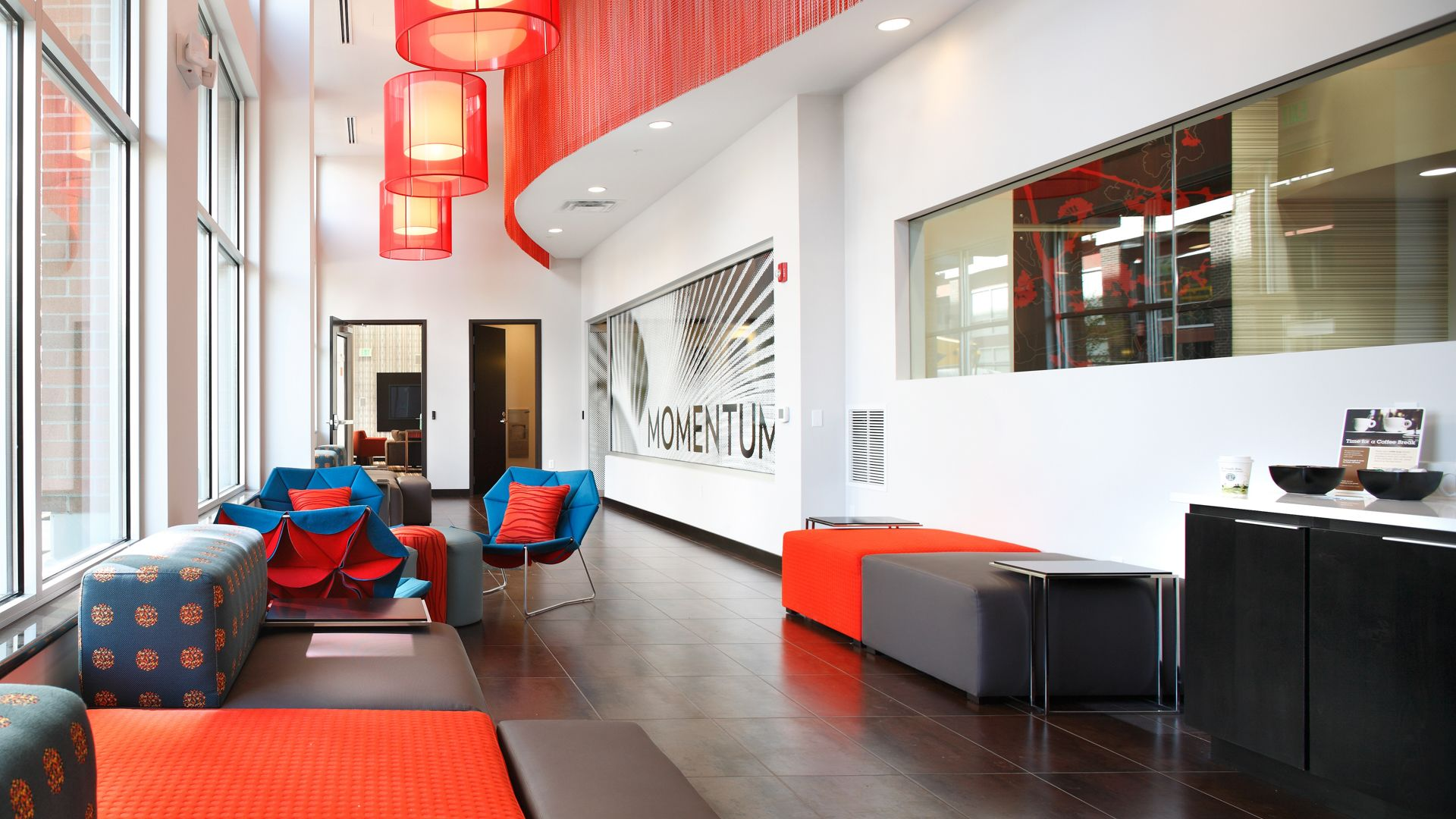 Red160 Apartments - Lobby