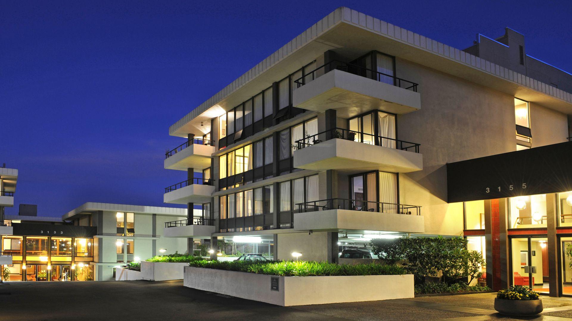 Skyline Terrace Apartments - Building